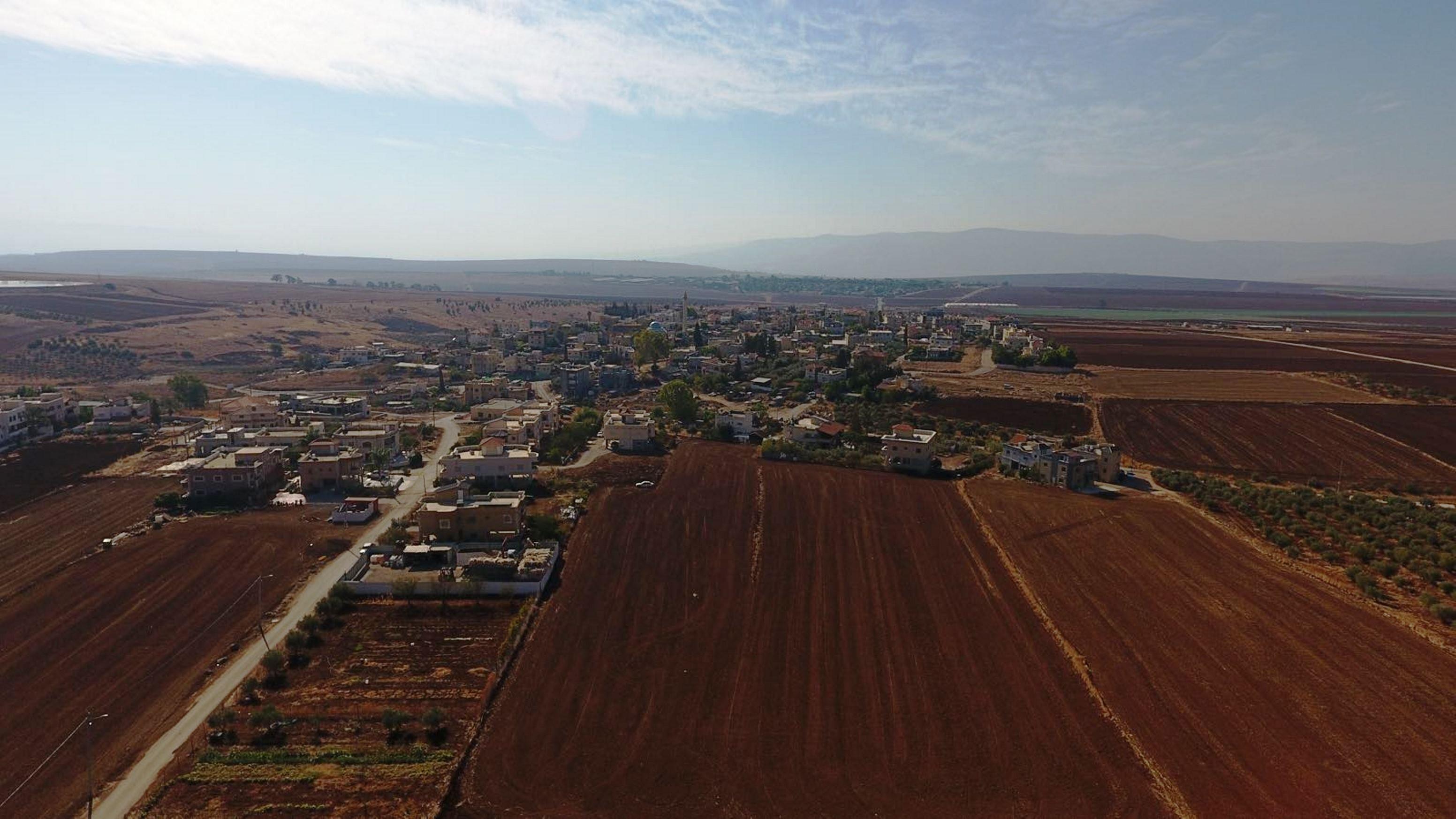 مشروع هام بالجلبوع لحماية الأراضي الزراعية في الطيبة الزعبية وتطويرها
