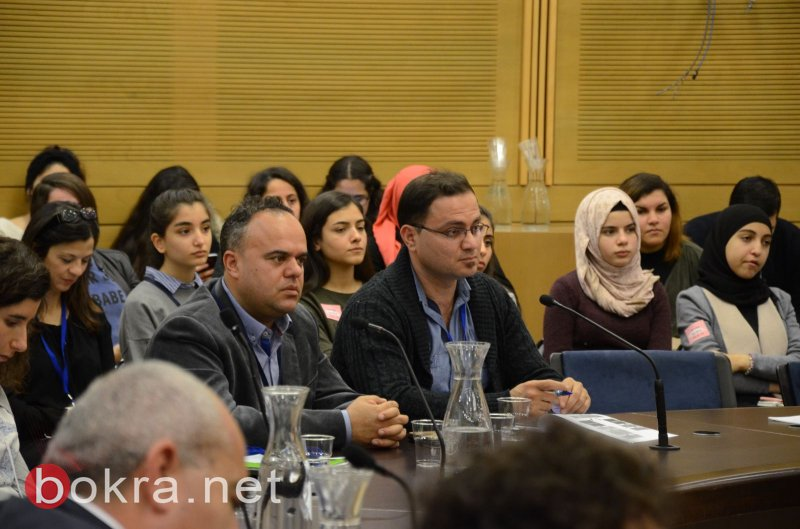 بمبادرة الطيبي: جلسة في الكنيست حول الهايتك في المجتمع العربي