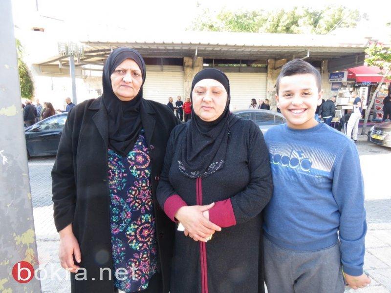عائلة طبراني من عكا تواجه هجمة خطيرة من قبل البلدية والشرطة