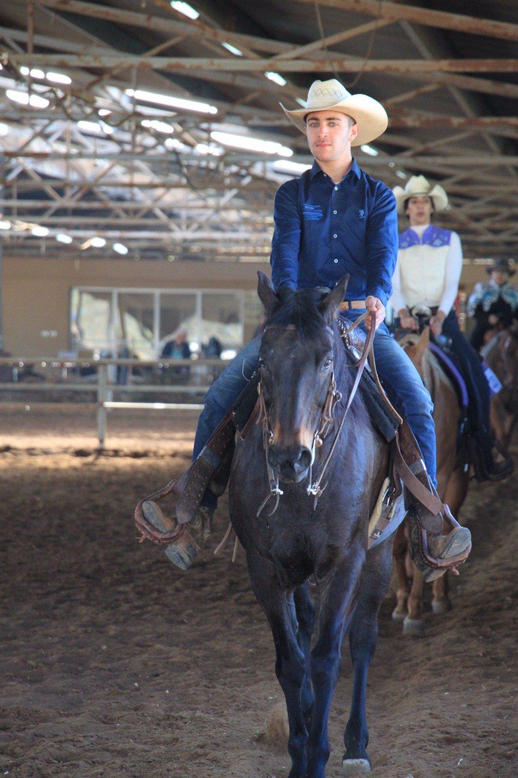 نتائج مشرفة ورائعة يسجلها طلاب مربط ابو ماجد للخيول في ام الفحم خلال مسابقة قطرية في كيبوتس مجال