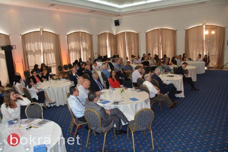 مستشفيات الناصرة بمؤتمر هام مع محرر مجلة