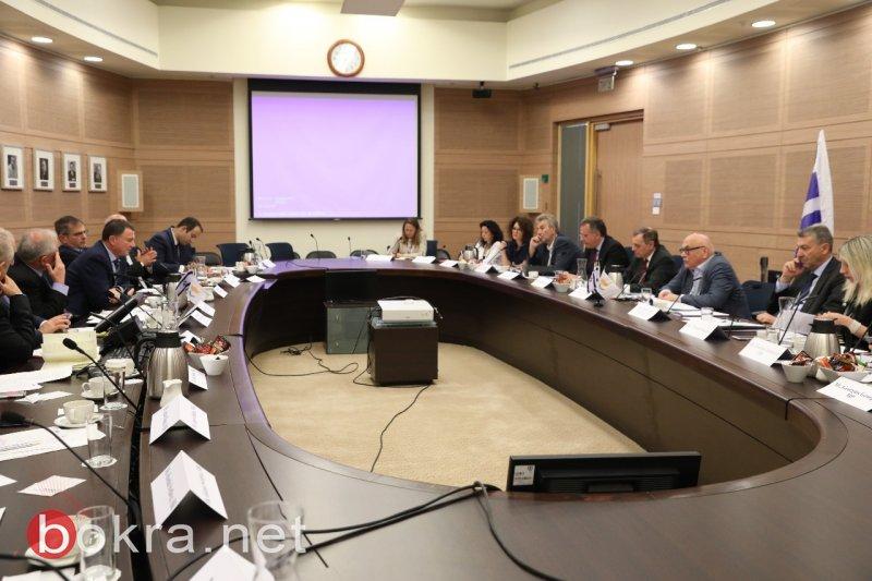 رئيس الكنيست ادلشطاين خلال اللقاء الثلاثي للجان الخارجية لإسرائيل، اليونان وقبرص: لقاءات كهذه حيوية للجهود المشتركة لتحسين الوضع الإقليمي