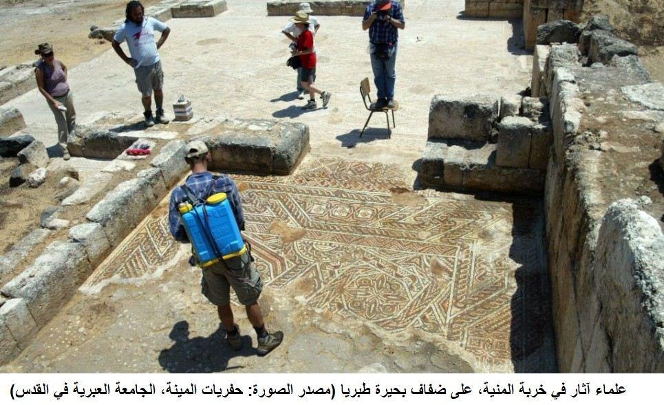 قصر المنية – إرث أموي بحاجة للصيانة والترميم