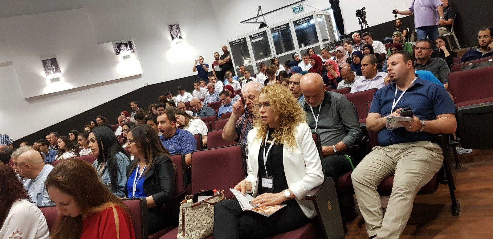 افتتاح مهيب  ومشاركة واسعة في مؤتمر القدرات البشرية الثاني بدعوة من المتابعة