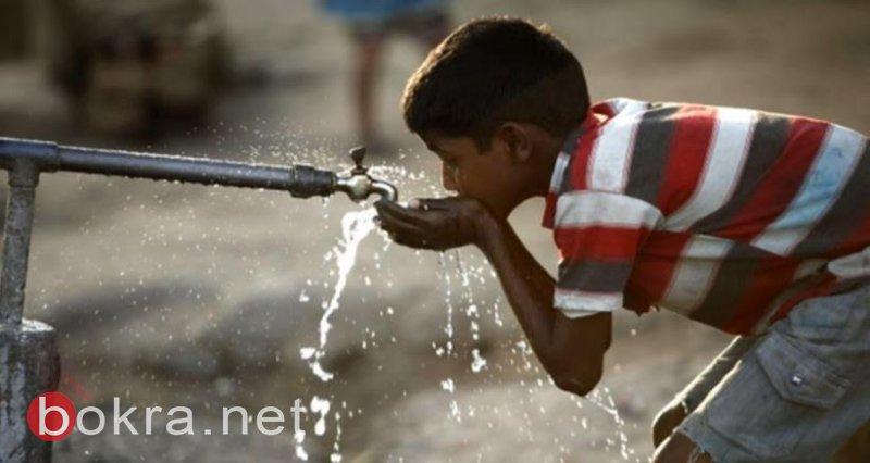 12 ألف منزل بلا مياه في رام الله