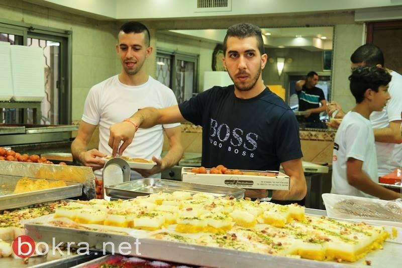 أجواء رمضانيّة مميزة في سخنين