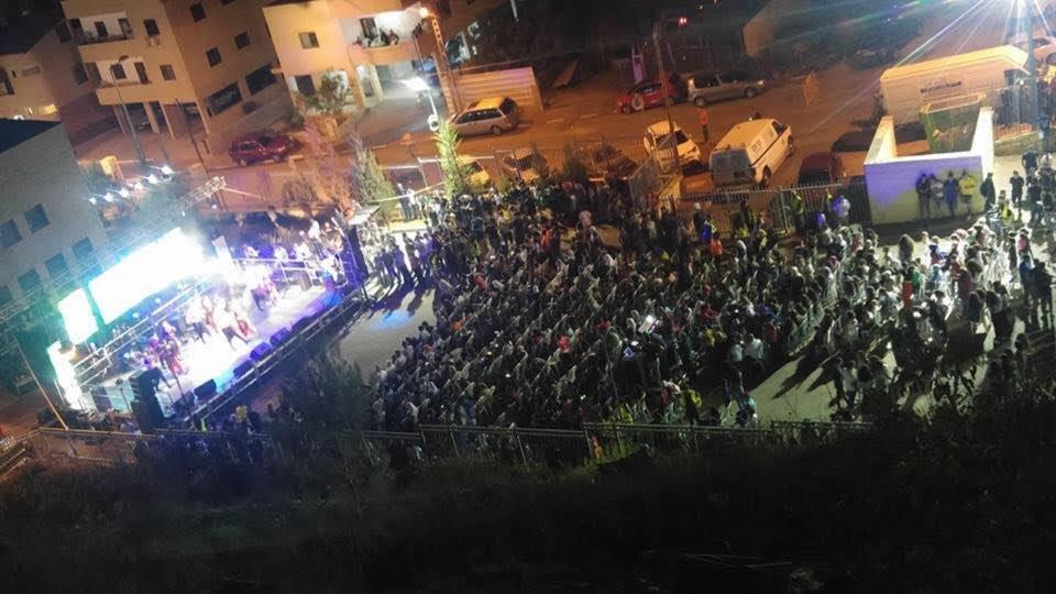 في يافة الناصرة الصيف أحلى: أضخم برامج شبابية تشهدها يافة الناصرة