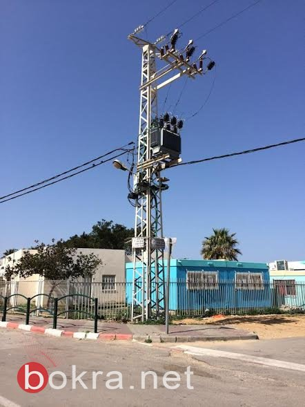 النائب الزبارقة : الاشعاعات الكهرومغناطيسية تهدد صحة وسلامة أهالي جسر الزرقاء