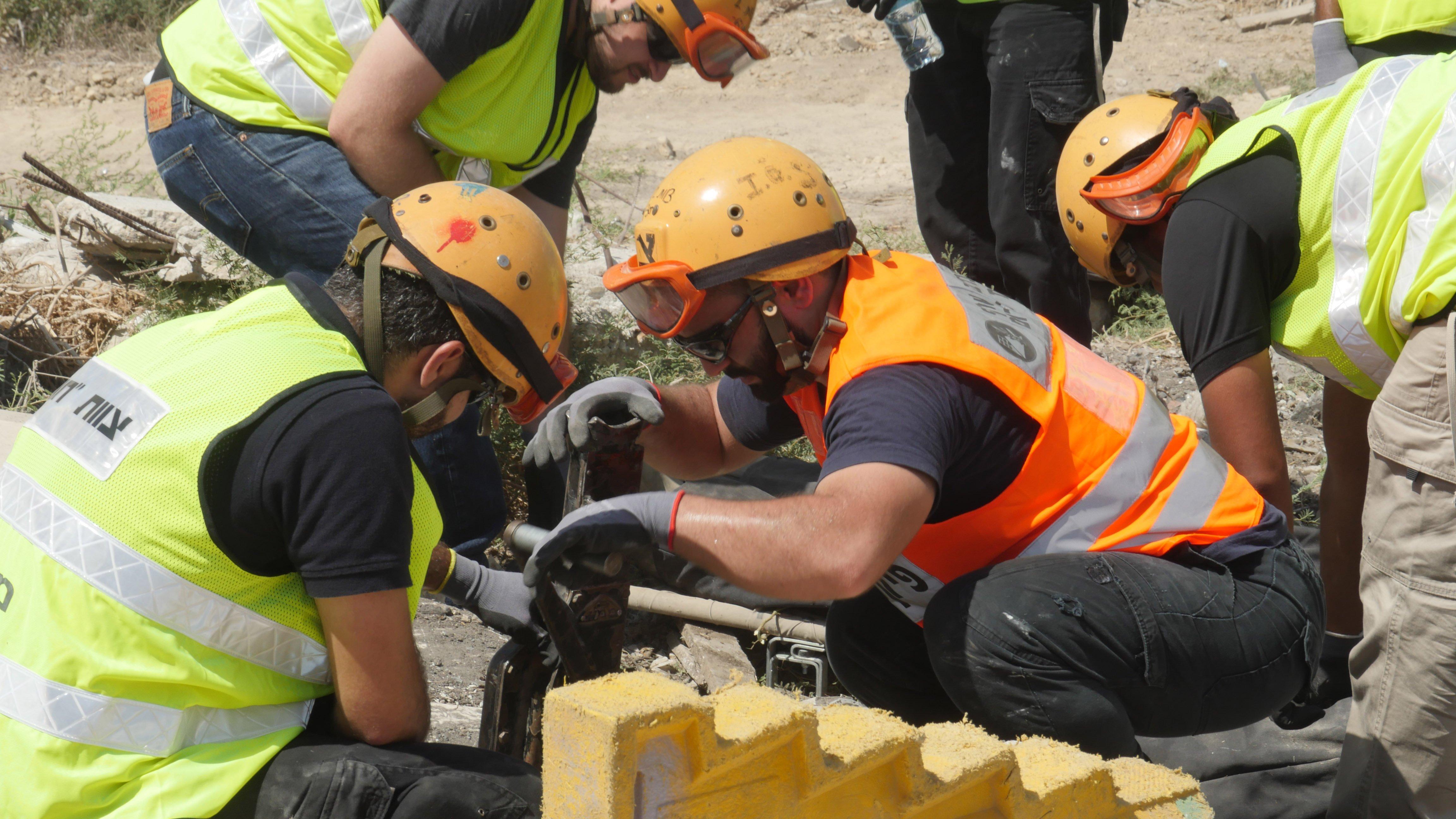 بلدية حيفا تستعد للزلازل