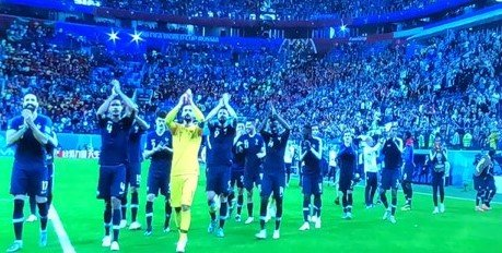 فرنسا تتأهل لنهائي كأس العالم بفوز 1-0 على بلجيكا