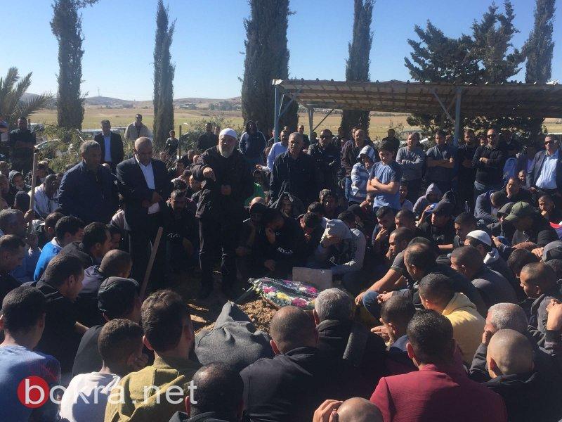 اللقية تشيّع طالب الطب هشام ابو عبيد، ضحية حادث الطرق في رومانيا