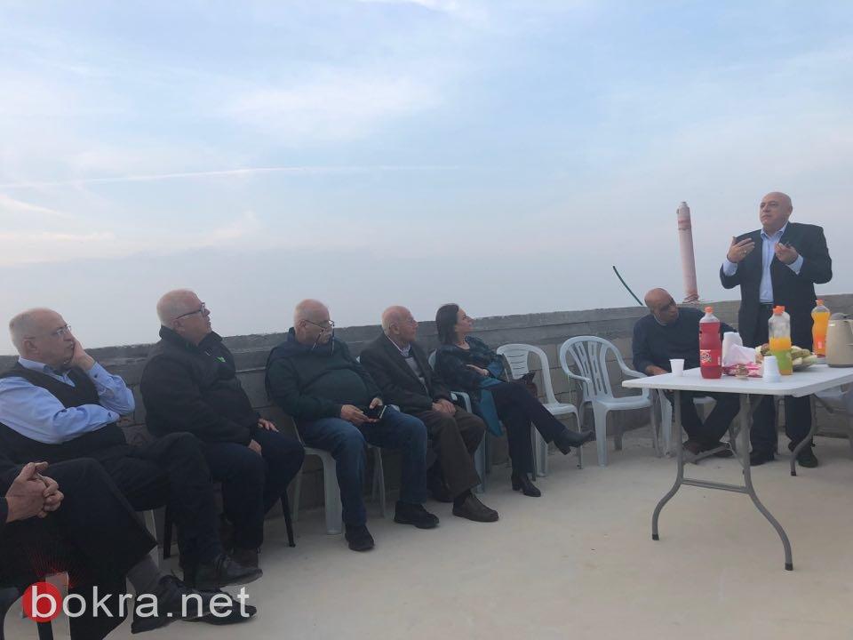 جمعية الدفاع عن حقوق المهجرين تعلن: مسيرة العودة الواحدة والعشرون في جبع