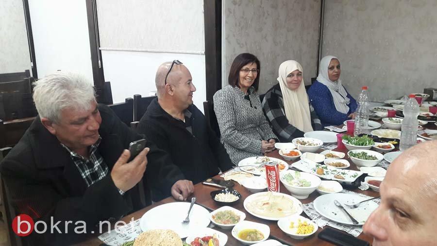انتخاب رانية مجيد رئيسة لفرع أكيم الشاغور