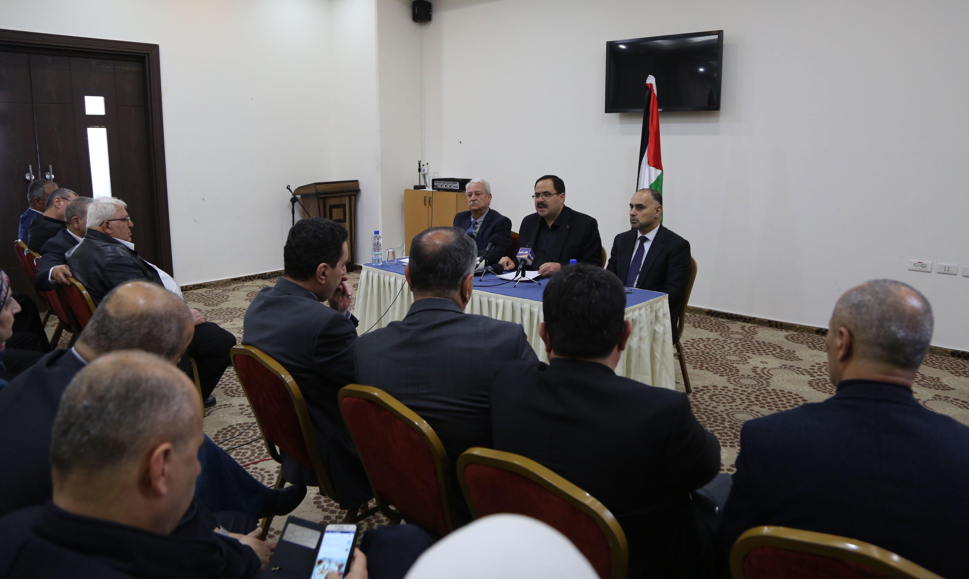 صيدم: جريمة بيرزيت واعتداءات الاحتلال بحق التعليم يجب أن تخضع لمحاسبة دولية