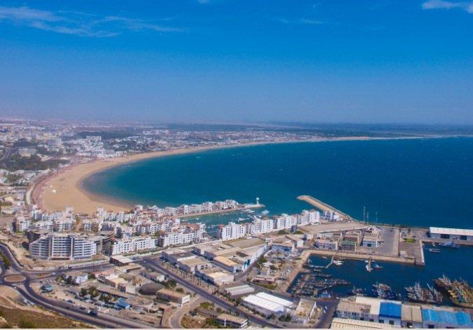 تعرفوا على سحر السياحة في مدينة أغادير المغربية