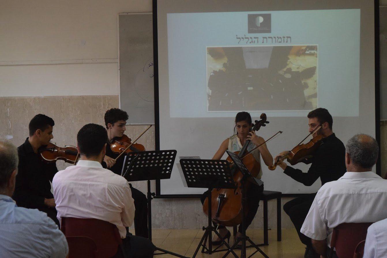 جمعية بوليفوني تحيي حفلا موسيقيا متميّزا