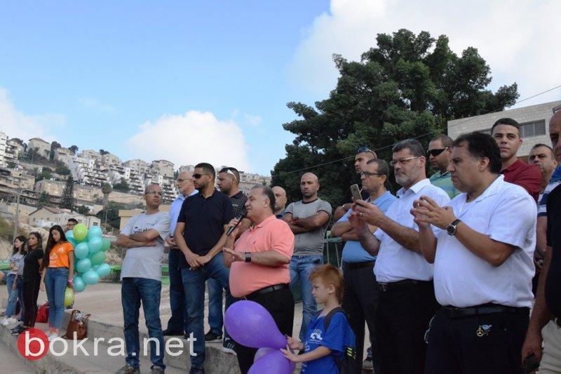 اختتام مخيم الناصرة بلدي 2017 بأجواء رائعة