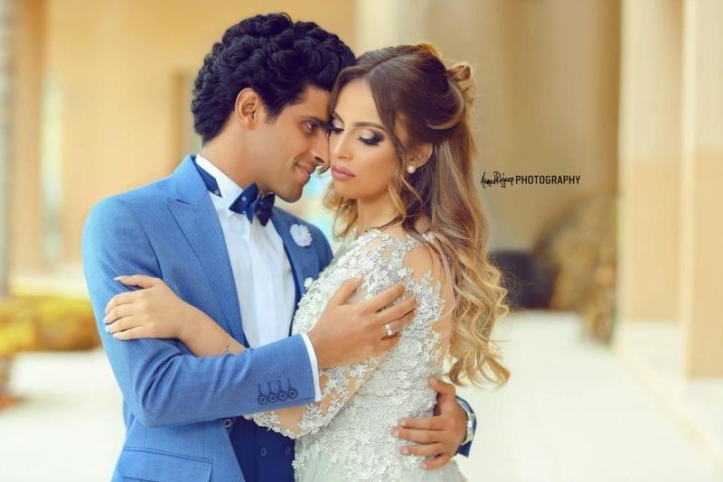 زفاف حمدي الميرغني و إسراء عبد الفتاح الليلة