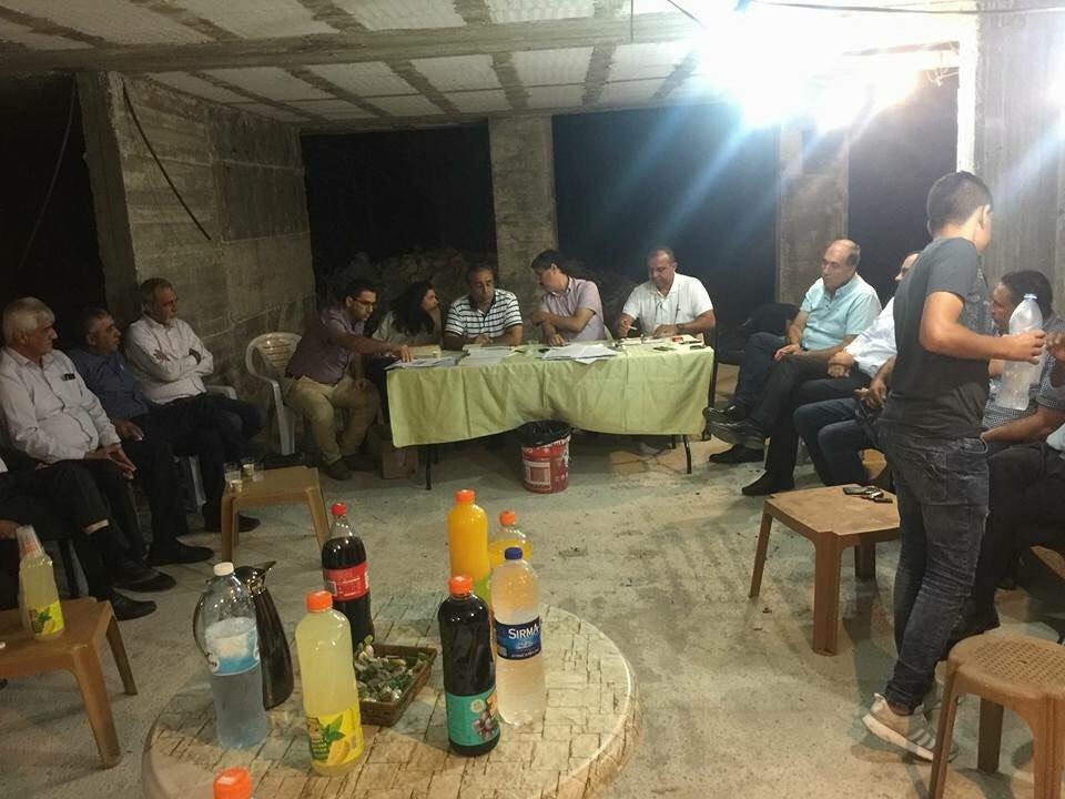 اجتماع للتصدي للهدم وسحب صلاحيات لجنة تنظيم وادي عارة