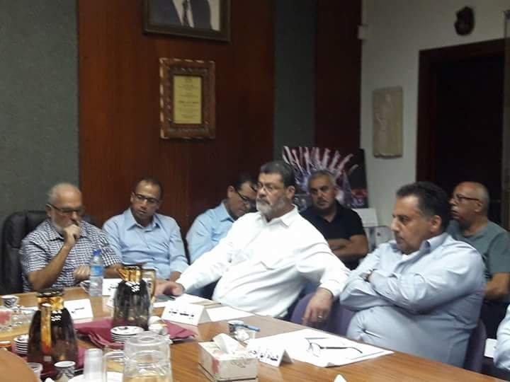 خلال جلسة بلدية الناصرة: اعفاء سكان البلدة القديمة من الارنونا ومحاربة تهويدها..