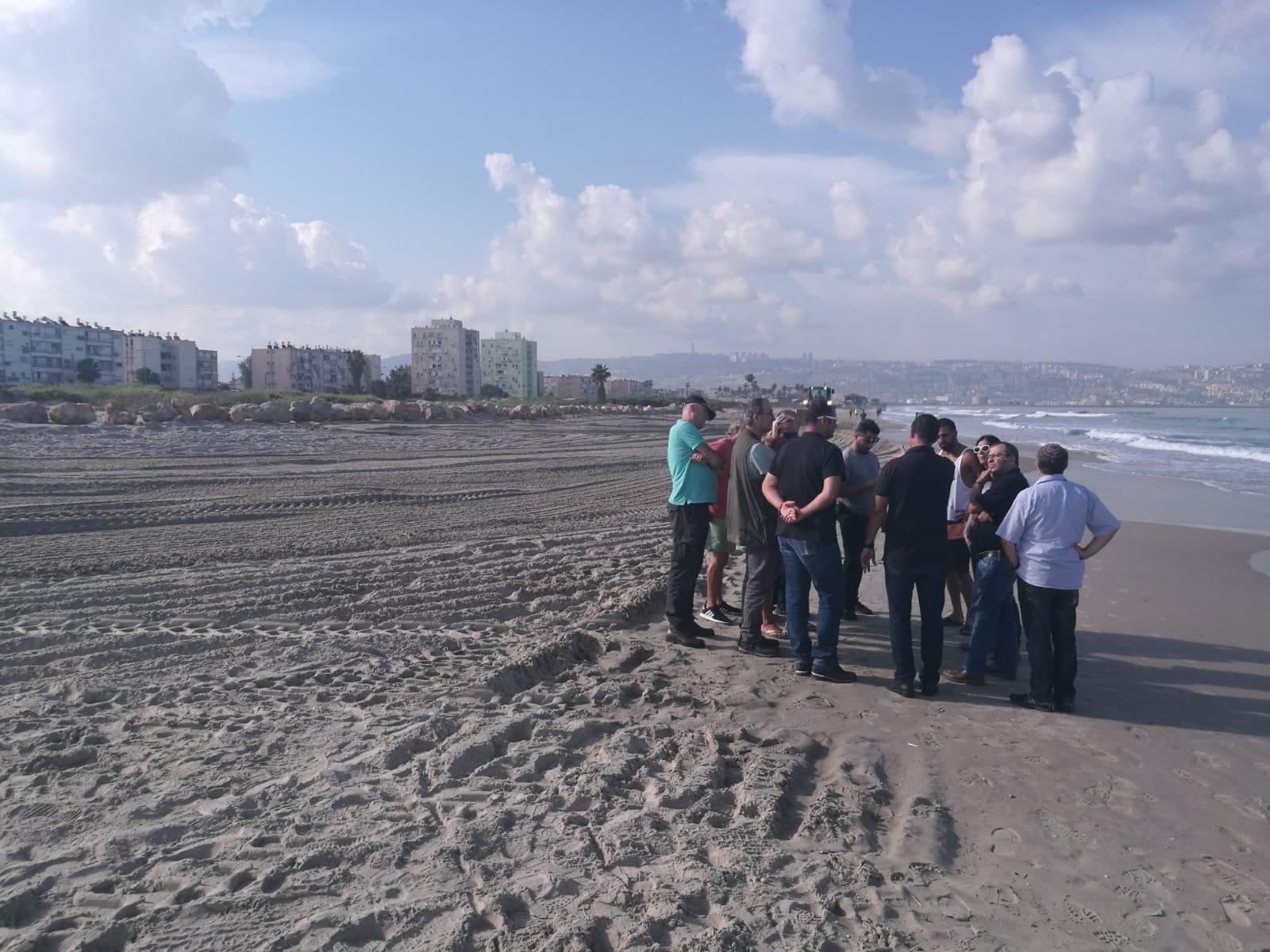 شواطئ سباحة جديدة في حيفا!