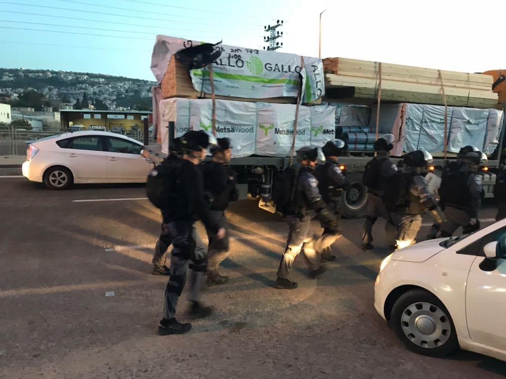 اعتقال 6 شبان من عارة وعرعرة و 15 من بلدات الضفة بينهم الشيخ خضر عدنان اثر أحداث القدس