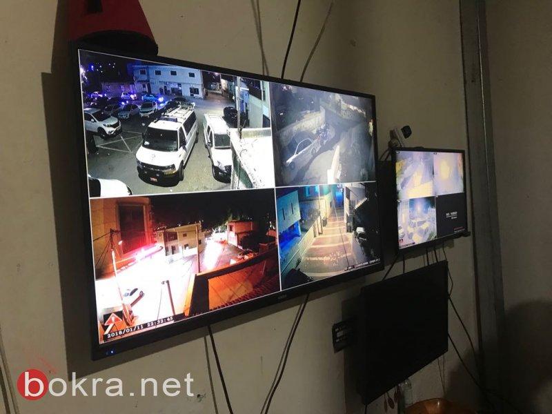 مزودة بكاميرات مراقبة وتجهيزات أمنية .. ضبط بؤرة بيع مخدرات كبيرة في كفر قرع