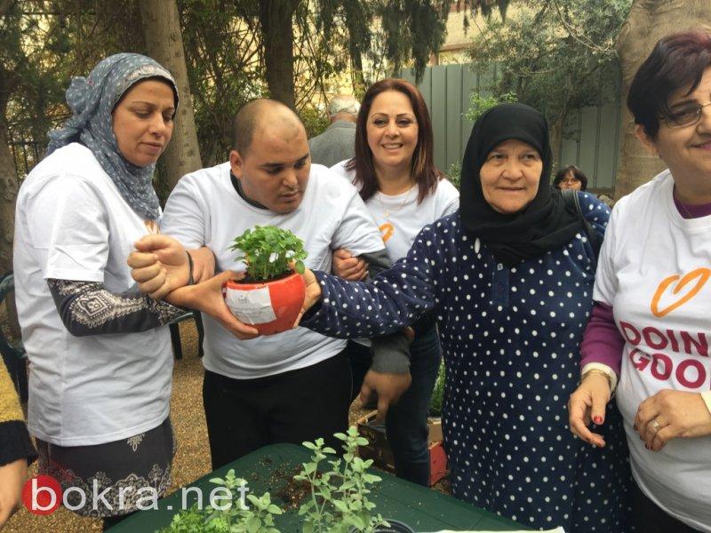 اسبوع غني بالأعمال الخيرية في شفاعمرو برعاية البلدية