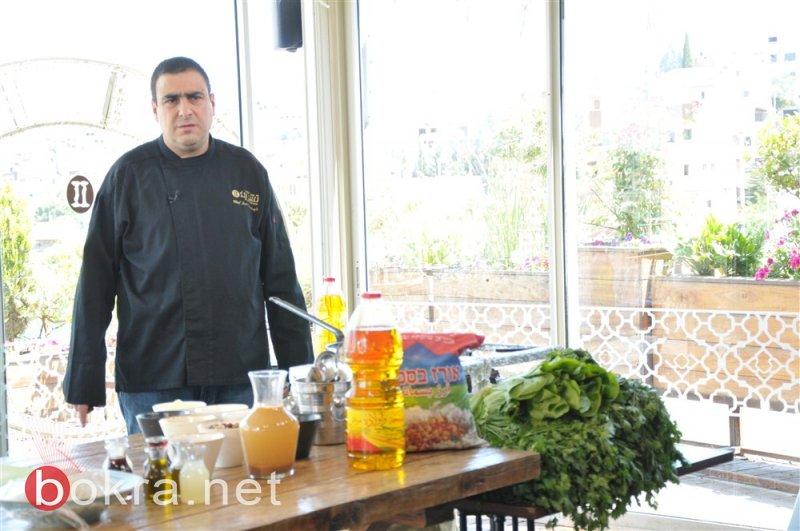 طبق اليوم ع الطاولة مع تشرين:كبدة الدجاج بالبصل والأرز وصلصة رب التفاح