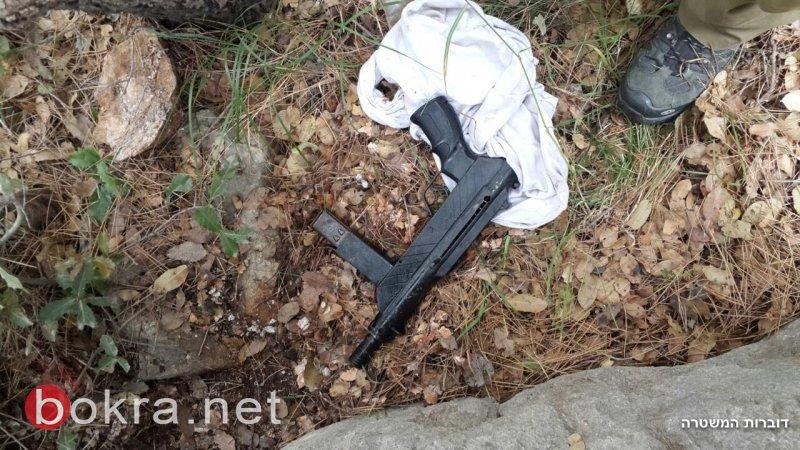الشرطة تبضبط كمية كبيرة من الاسلحة في بلدات الشمال