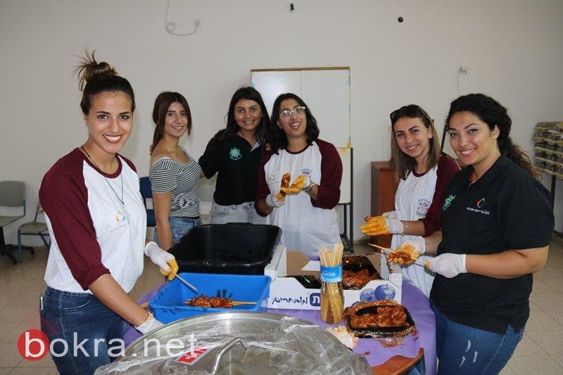 المغار: إفطار جماعيّ للأهالي وأبناء الشّبيبة نعوريم بمناسبة رمضان الفضيل