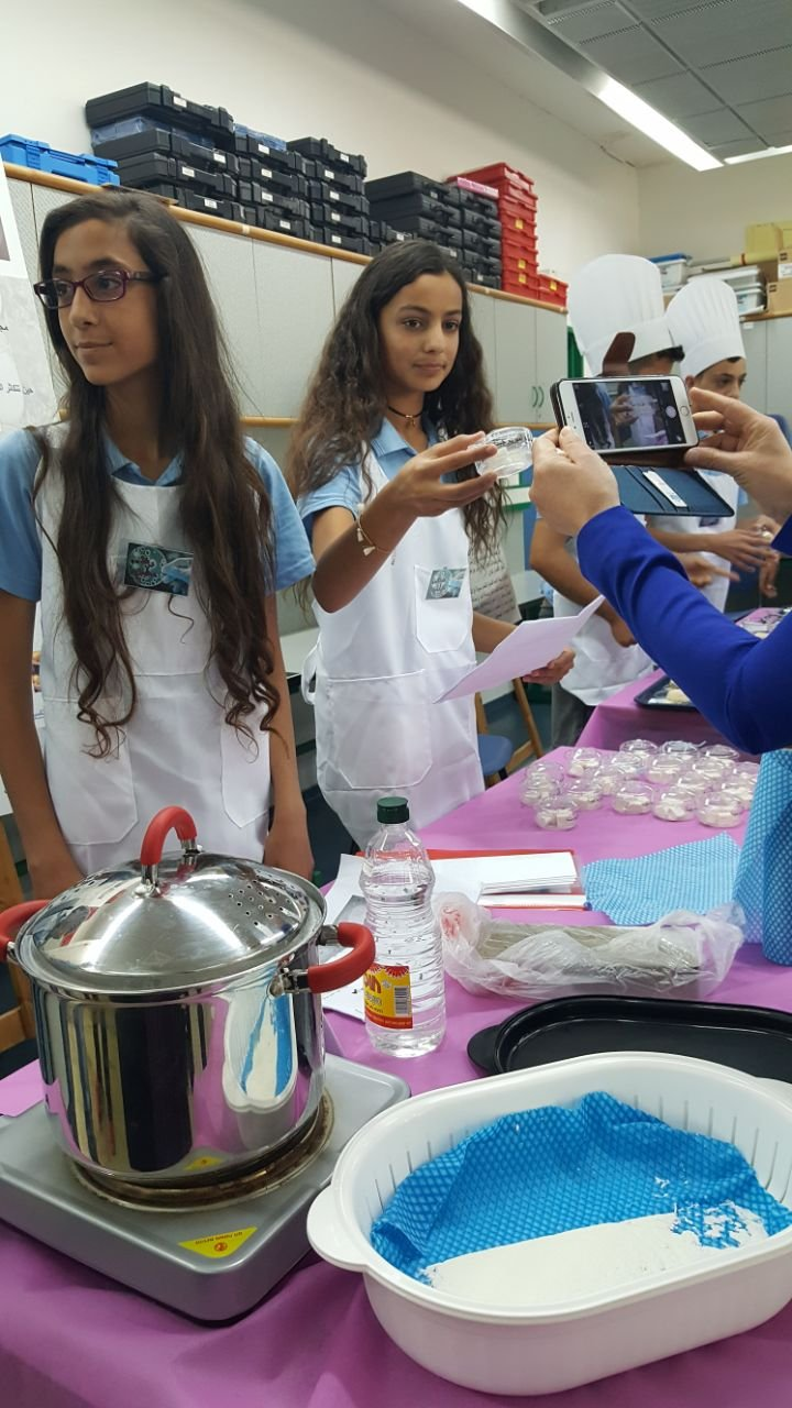 شفاعمرو: مدرسة عاطف خطيب الإعدادية تتوج مشروع اميريم