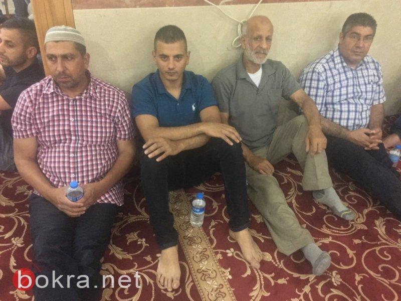 جامع عمر المختار يافة الناصرة ينظم إحتفالًا بليلة القدر