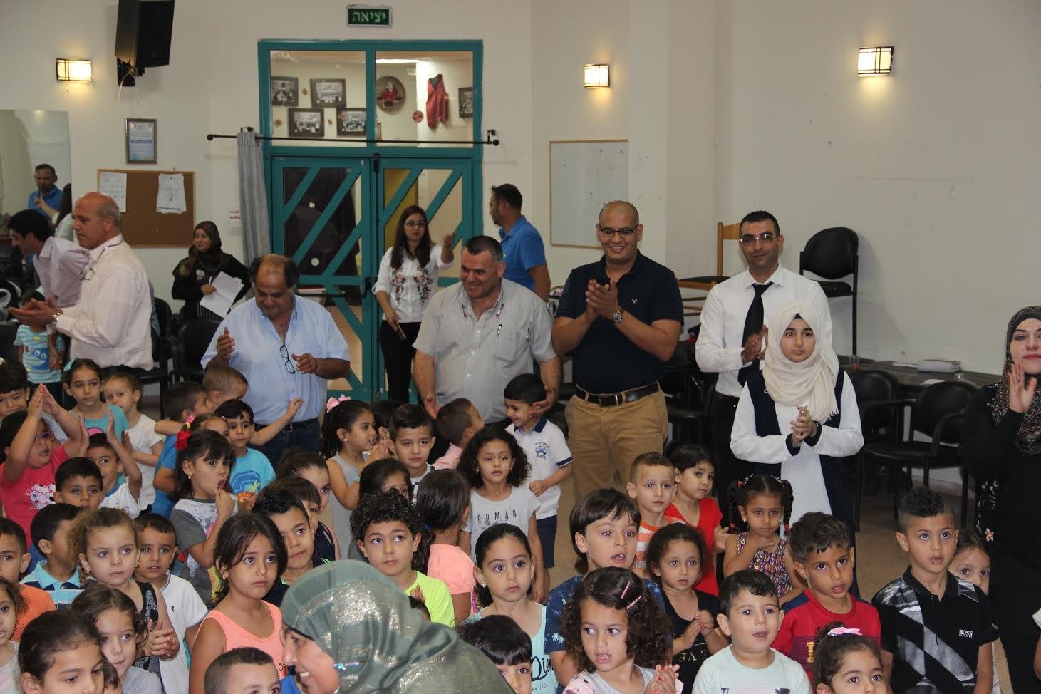 """بلدية باقة الغربية: 2000 طفل باقاوي في المخيمات الصيفية """"القدس في عيوننا المنظمة بمبادرة البلدية!"""