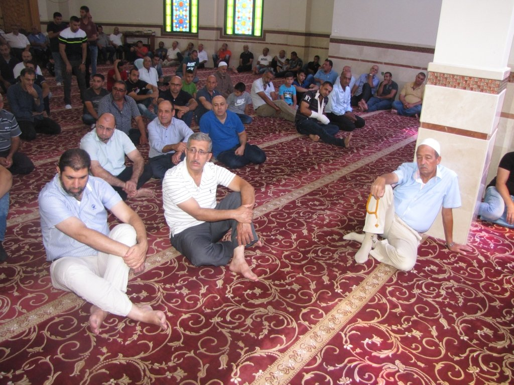 الصدق خطبة الجمعة بجامع عمر المختار يافة الناصرة