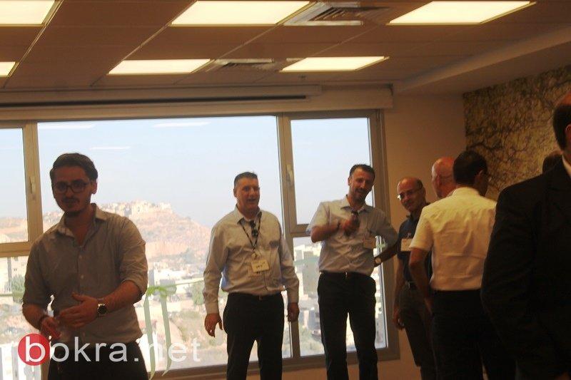 افتتاح فرع ديلويت في الناصرة.. حُلمٌ أصبح واقعا