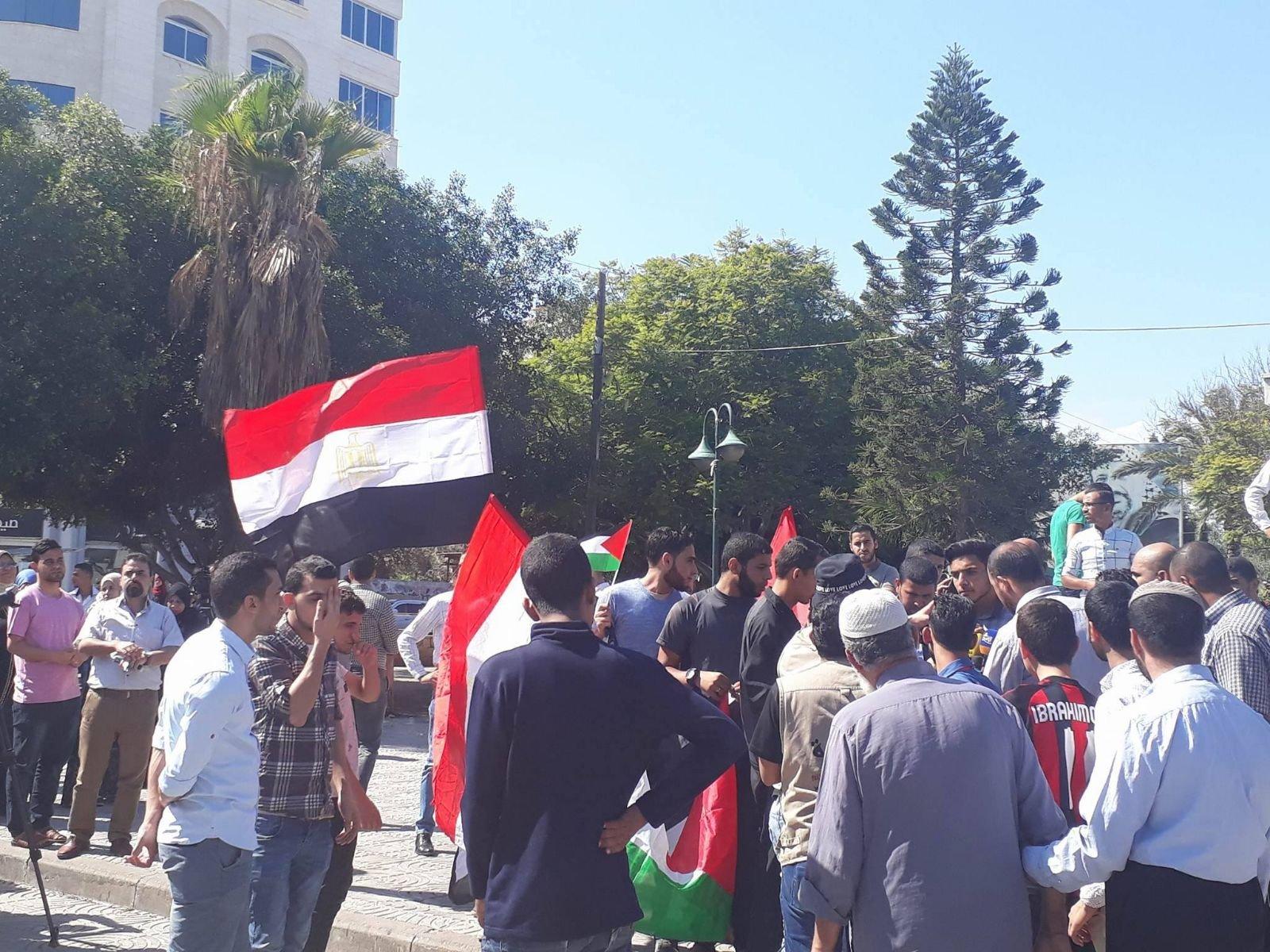 فتح وحماس توصلتا الى اتفاقية برعاية مصرية