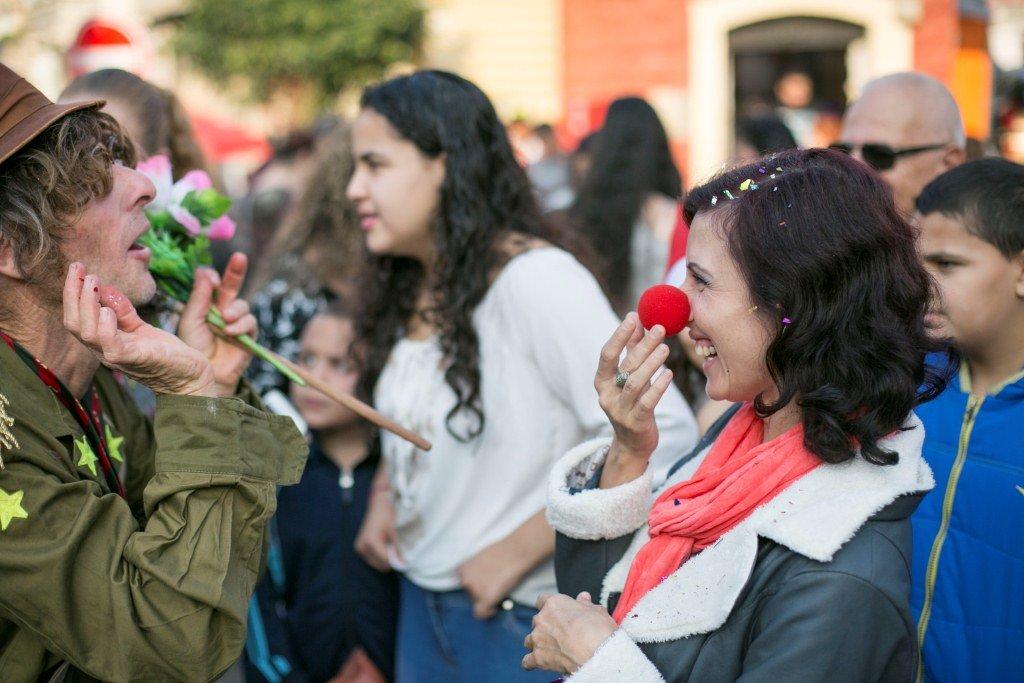 انطلاق احتفالات وفعاليات عيد الأعياد في حيفا