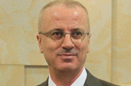 انفجار قرب موكب رئيس حكومة الوفاق الوطني الفلسطينية عقب دخوله غزة