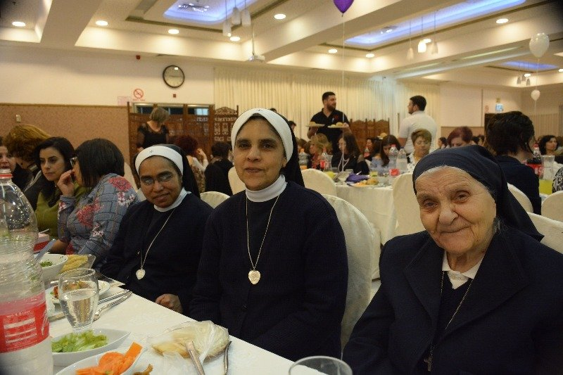 جمعية رسل المستقبل الشفاعمرية تقيم احتفالاً مميزاً ومنوعاً بمناسبة عيد المرأة