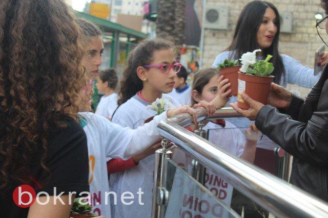 يوم الأعمال الخيرية: هكذا بدت الناصرة يوم أمس بالفيديو والصور