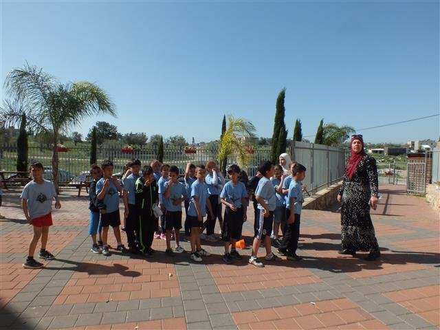 يوم رياضي مميّز وشيّق في مدرسة البصليّة شفاعمرو