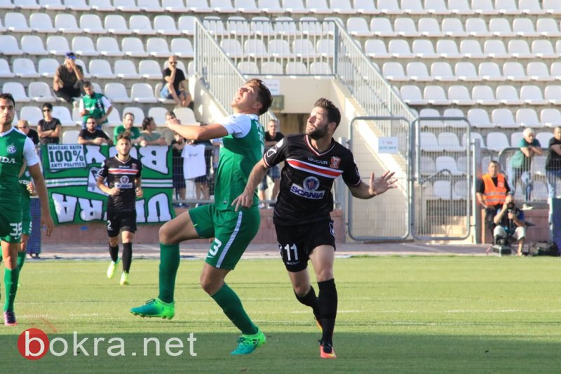 الاتحاد السخنيني يودع الدوحة وابي كسيس بفوز رابع على مـ حيفا(1-0)