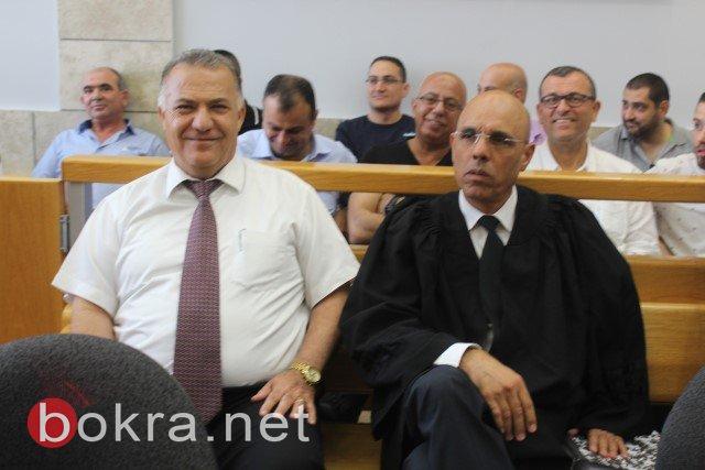 مركزية الناصرة تبت في شكوى المهندس جبارين ضد أعضاء من بلدية الناصرة