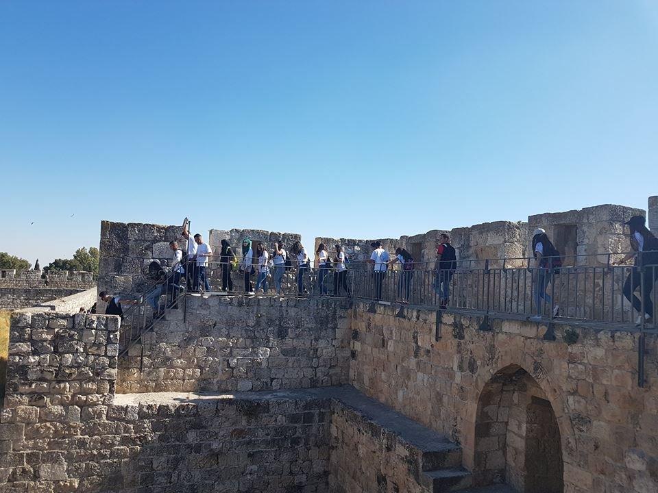 جمعية انماء في زيارة الى مدينة القدس