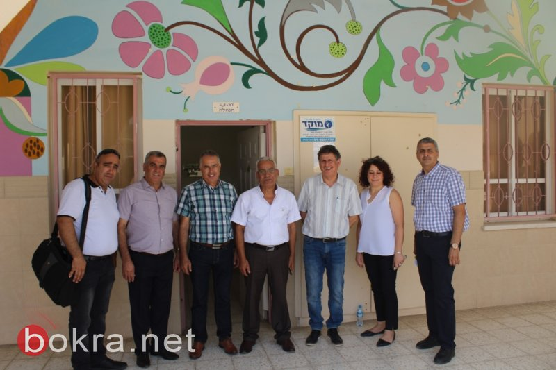 بلدية شفاعمرو والمركز الجماهيري يفتتحان أكبر مخيم صيفي مجاني لاطفال شفاعمرو