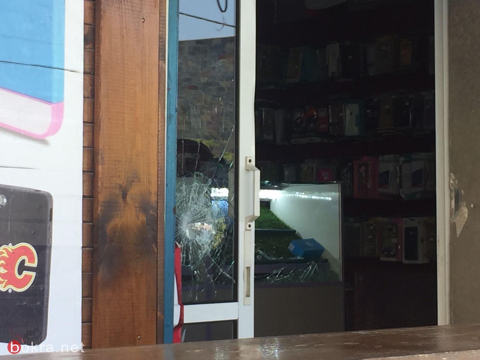 طمرة: سطو مسلح على متجر لبيع الهواتف