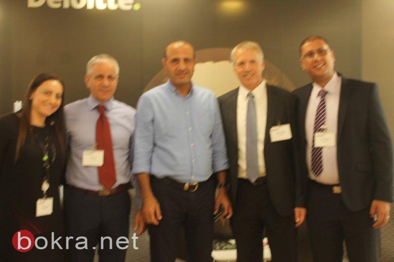 صونيا مسعود ومحمد هيبي: ديلويت ستساهم بنهضة الاقتصاد في الناصرة والمجتمع العربي