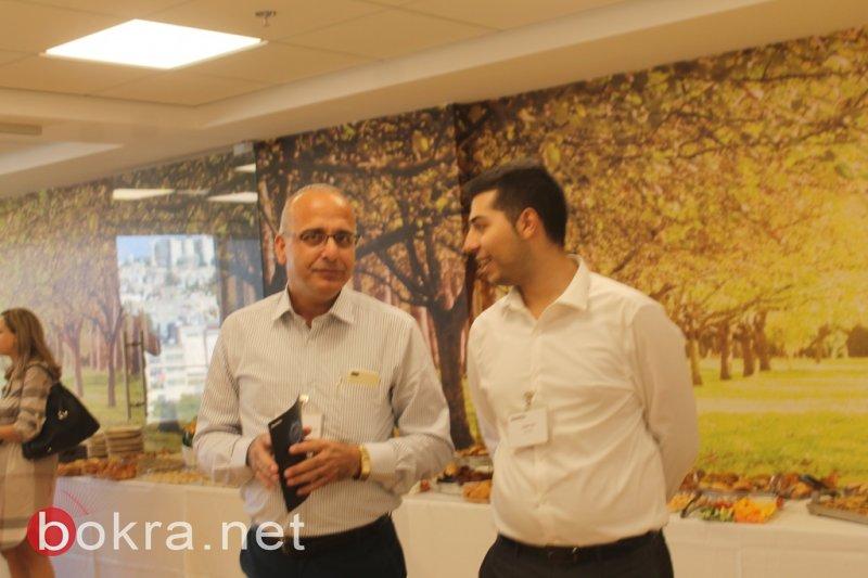 أيمن سيف: ديلويت يساهم بدمج المجتمع العربي بالاقتصاد الإسرائيلي أكثر