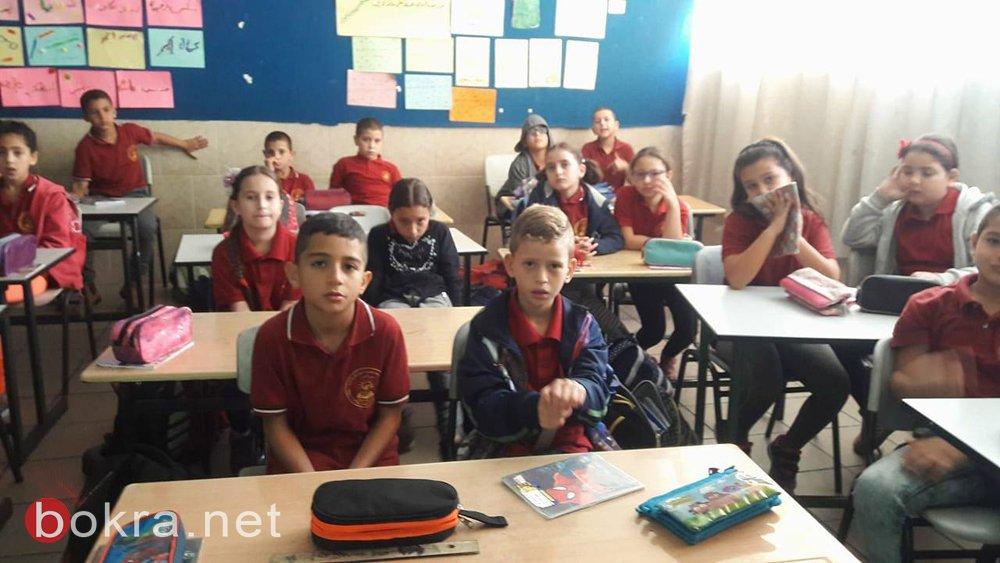 الحدود واللاحدود في مدرسة عبد العزيز أمون في دير الاسد